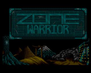 Zone Warrior