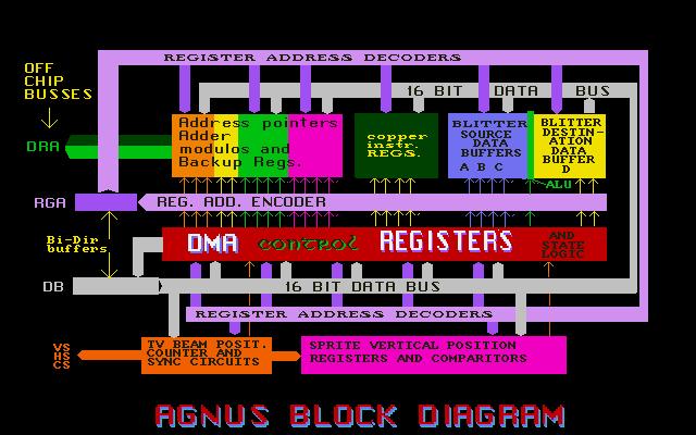 Diagramme Agnus